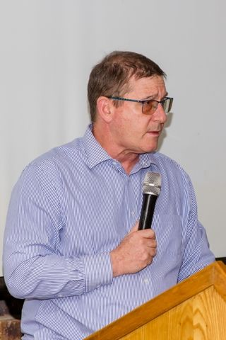 John Harold Jeffery John Harold Jeffery, Deputy Minister of Justice and Correctional Services in South Africa attended the SAULCA November 2019 Workshop